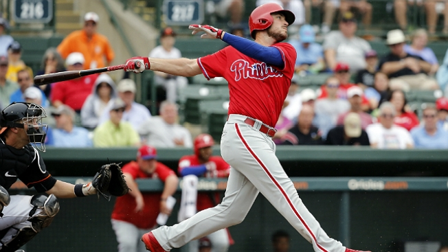 Brock Stassi Has a Storybook Ending to Spring Training