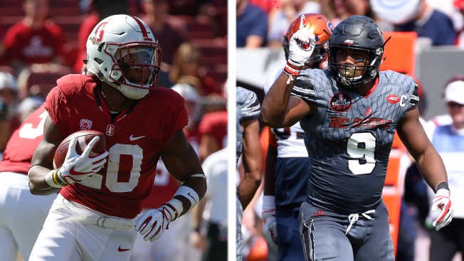 2018 NFL Draft Prospect Watch: RB Bryce Love, DE Bradley Chubb Dominate