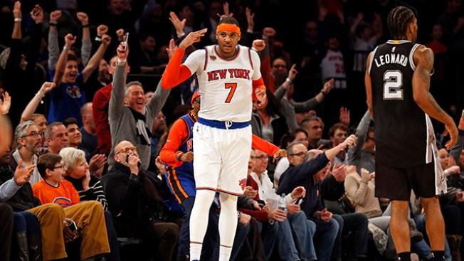 Knicks Agree to Trade Carmelo Anthony to Thunder