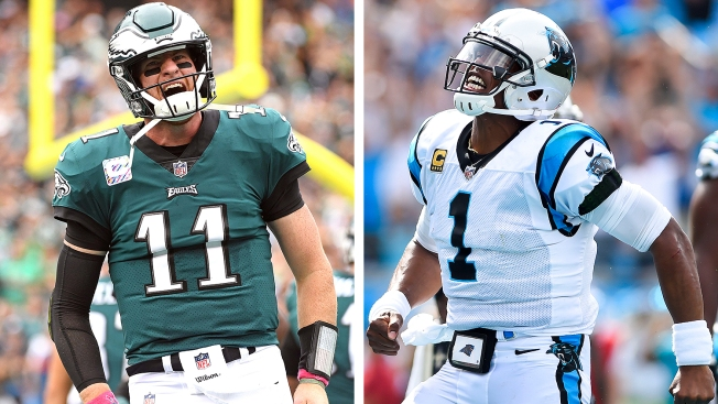 Eagles-Panthers Predictions by Our (Cough) Experts
