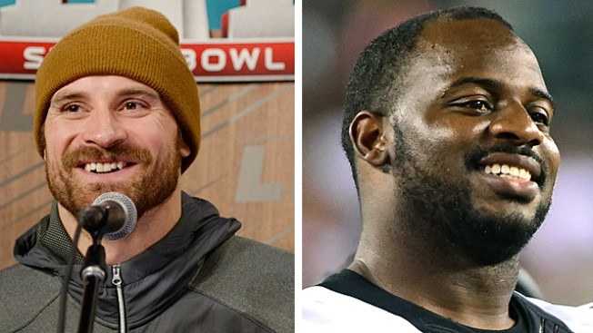 Chris Long Goes Great Lengths for Tremendous Twitter Burn on Fletcher Cox