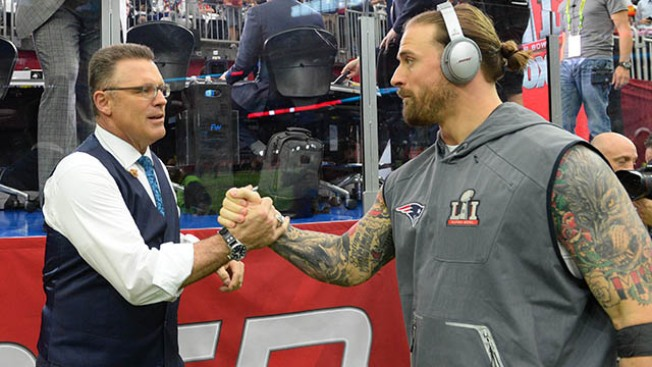 Howie Long To Son Chris Youre Going To Love Philly Nbc 10