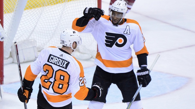 Observations From Flyers' Big Weekend Out West