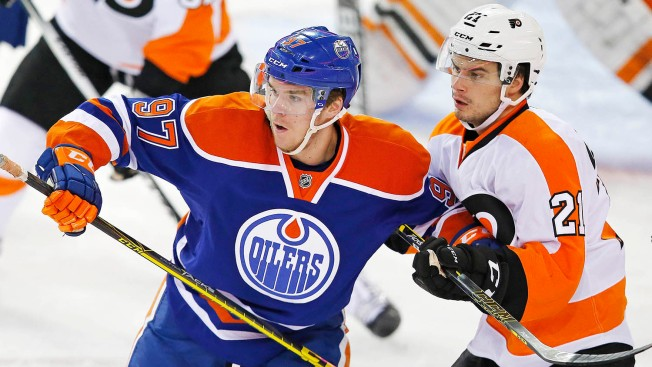 Flyers Notes: Connor McDavid Comes to Town; Matt Read to Play?