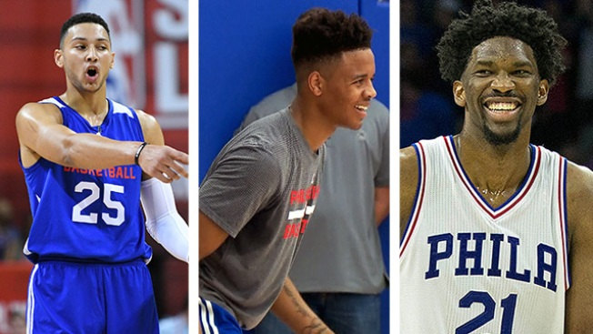 Eagles players react to Sixers taking Markelle Fultz No. 1 on Twitter