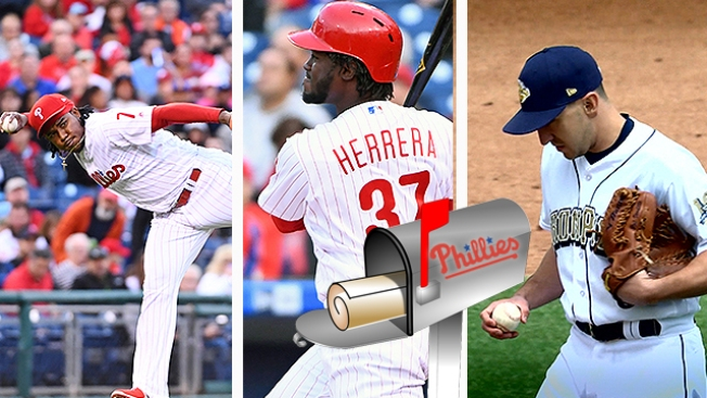 Phillies Mailbag: Herrera's Contract; Pat Venditte; Building Around Franco; Trades