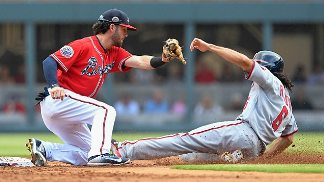 Best of MLB: Braves Hand Nationals Fourth Straight Loss
