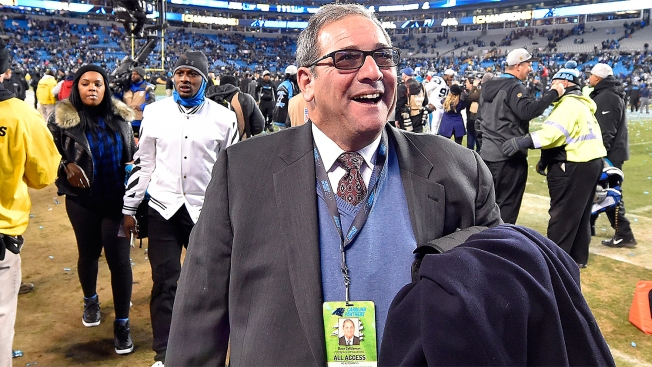 Giants name former Panthers executive Dave Gettleman new GM