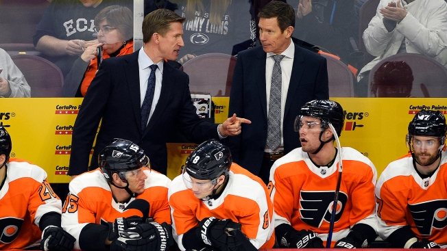 Eagles' Title Adds Fuel to Flyers' Fire