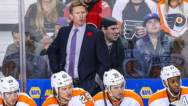 Flyers Staying Out of the Penalty Box and in the Win Column