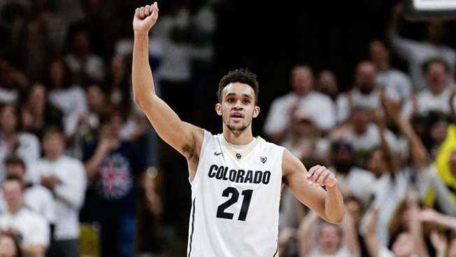 Once Overlooked, Colorado's Derrick White Now Squarely on Sixers' Radar