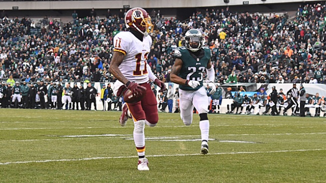Are the Redskins Pushing DeSean Jackson Out?