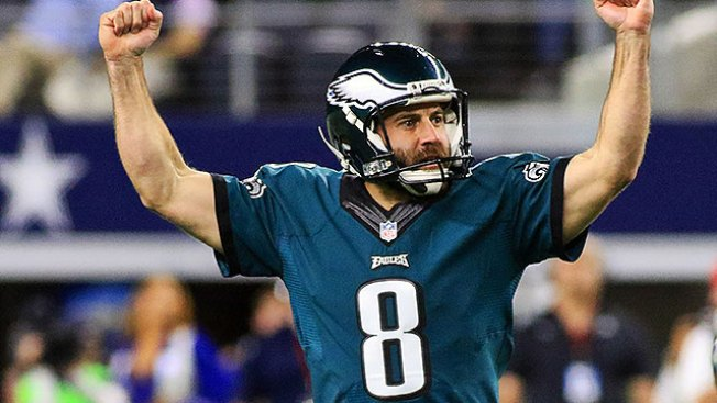 Eagles Punter Donnie Jones Is Going Out on Top