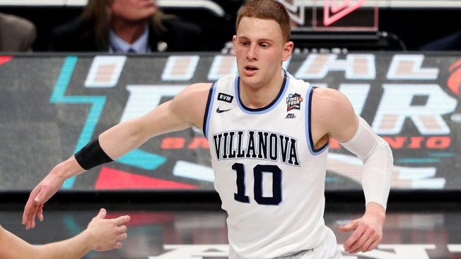 Will Newfound Stardom Lure Donte DiVincenzo Into NBA Draft?