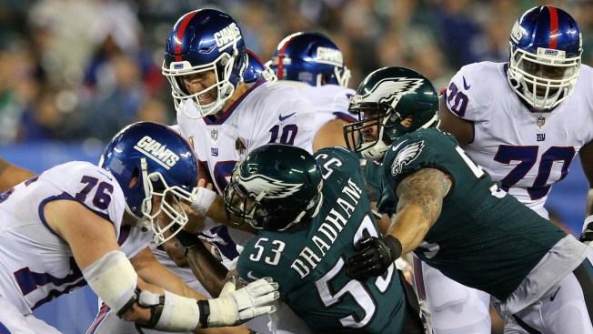 Eagles-Giants NFL Week 12 Predictions