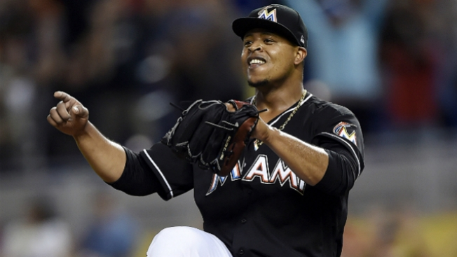 Best of MLB: Edinson Volquez Throws No-hitter as Marlins Beat D-Backs, 3-0