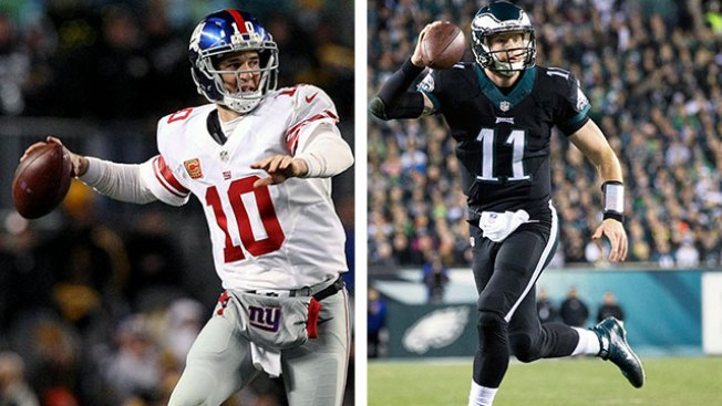 Eagles-Giants Predictions by Our (cough) Experts