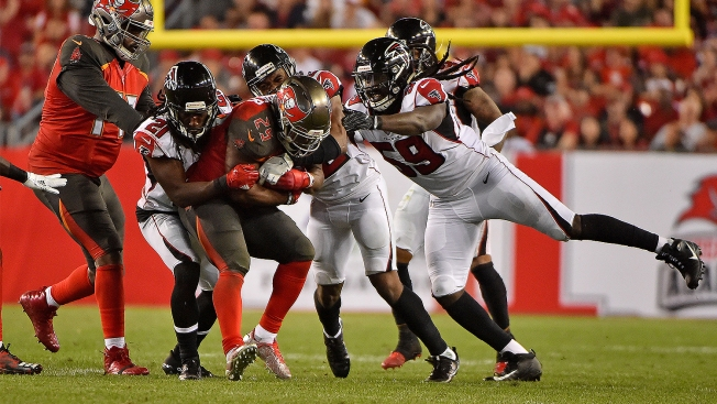 Ike Reese: Philadelphia Breathed 'Sigh of Relief' when Falcons beat Rams