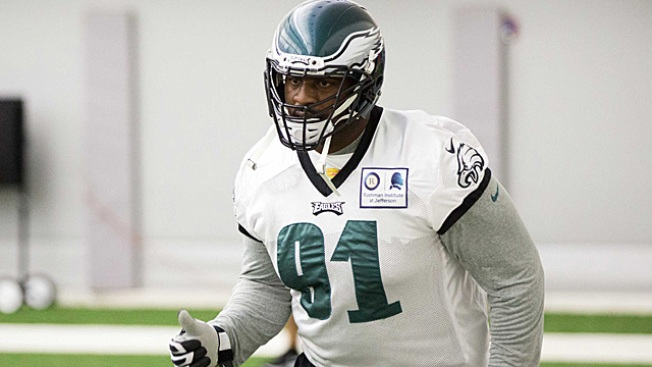 Fletcher Cox Explains Absence From First Part of Eagles OTAs