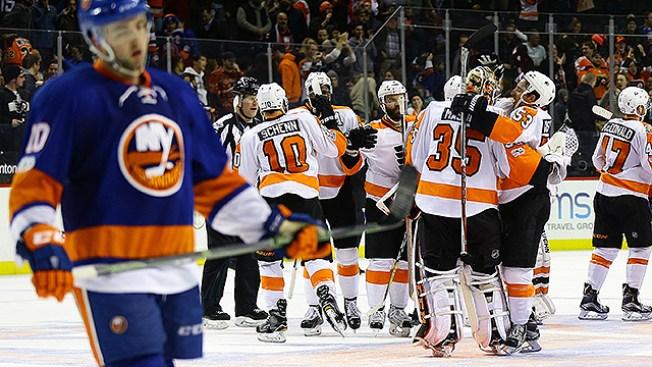 Like Flyers-Islanders? Then the Flyers' Preseason Schedule Is for You