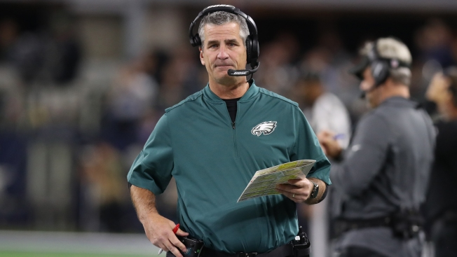 Top Offensive Assistant Frank Reich Leaving the Eagles