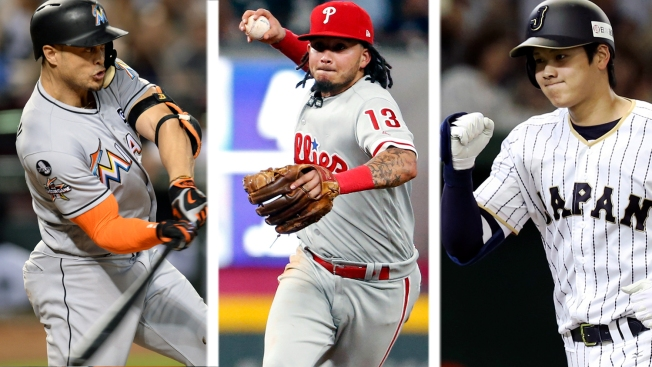 Giancarlo Stanton, Shohei Otani, Freddy Galvis' Exit? Busy Offseason Awaits Phillies
