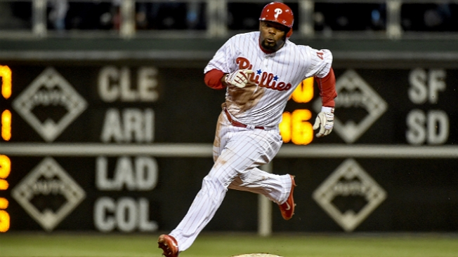Howie Kendrick Makes 4th Rehab Appearance in Lehigh Valley