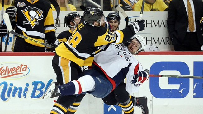 Capitals Hope to Bury Disappointing Playoff History in Game 7 Vs. Penguins