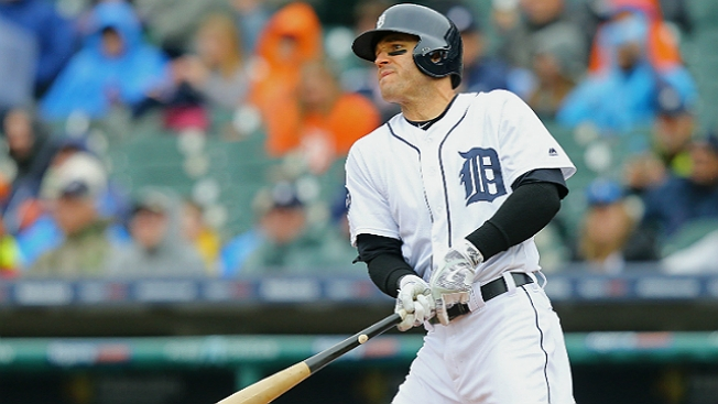 MLB Notes: Tigers Place 2B Ian Kinsler on 10-day Disabled List