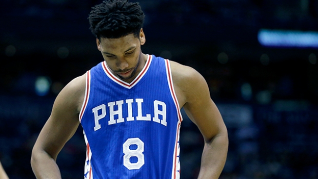 After Interesting 2nd Season With Sixers Jahlil Okafor Left To