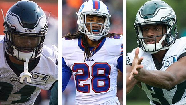 Eagles Incumbent Corners Welcome Ronald Darby Increased Competition