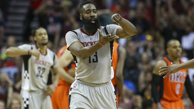 NBA Notes: James Harden Reaches 4-year Extension With Rockets