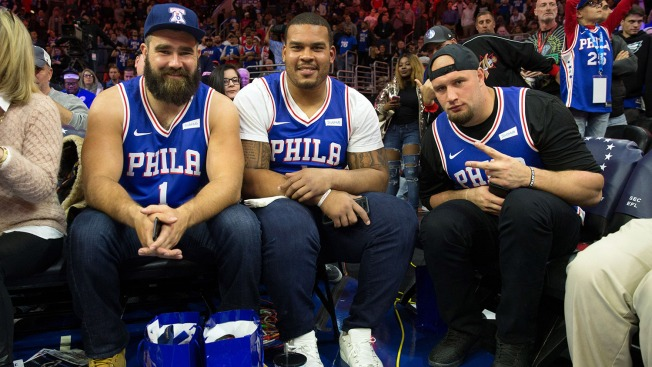 Eagles to Ring Bell at Tonight's Sixers' Game