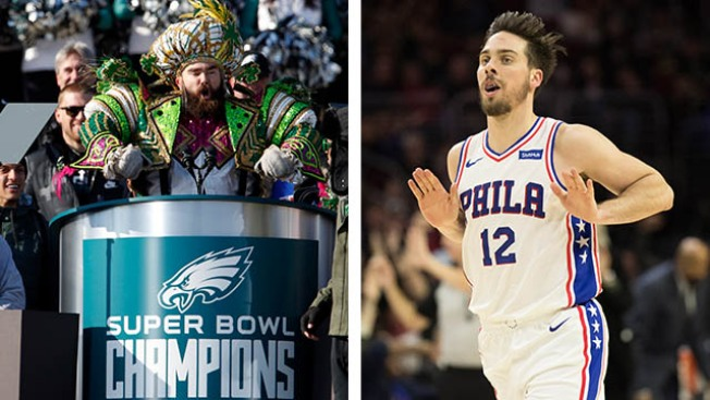 Philly's Most Lovable Athletes