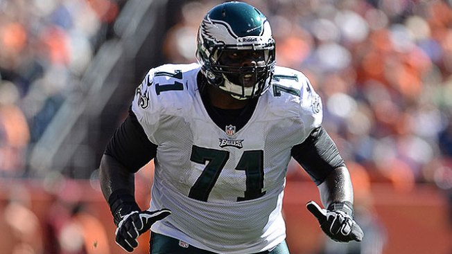 Eagles Sign Jason Peters to 1-year Contract Extension