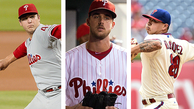 Will a Mystery Guest Join Phillies' Rotation?