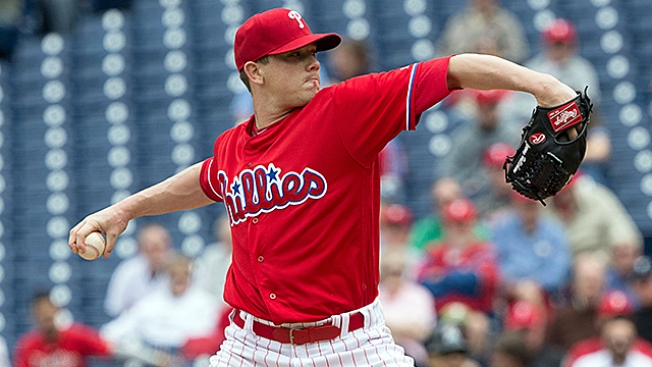 Jeremy Hellickson Named Phillies' Opening Day Starter