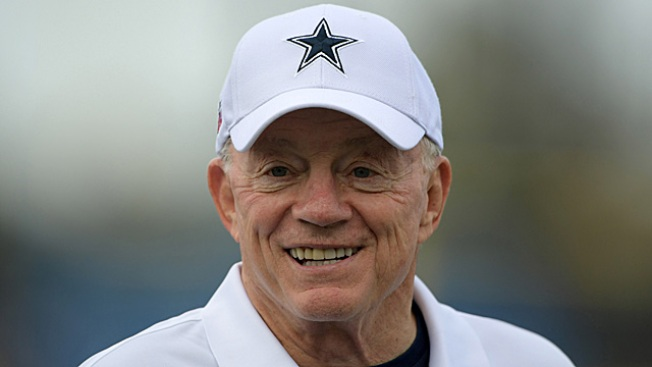 Jerry Jones Is Miserable and It's Hilarious