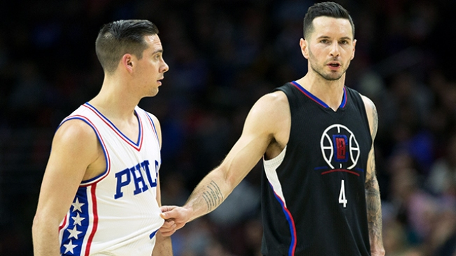 JJ Redick agrees to one-year deal with 76ers