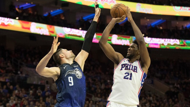 No Magic Needed for Sixers to Keep Streak Alive