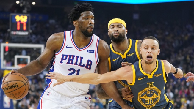 c5501a8f205 NBA Eastern Conference Power Rankings  Where Does Sixers  Win Over Warriors  Put Them