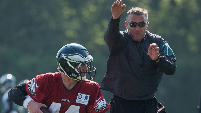 His Job Finished, John DeFilippo's Departure Won't Hurt Eagles