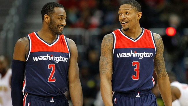 Wizards put up Wall in front of 76ers' process