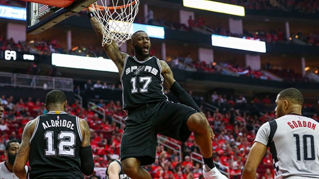 NBA Playoffs: Spurs Steamroll Rockets to Advance to Western Conference Finals