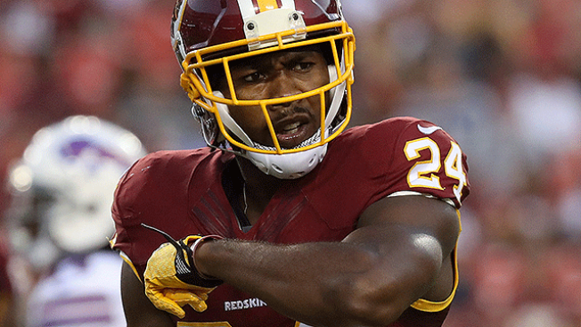 Josh Norman Goes WWE on Division, Ready for Alshon Jeffery