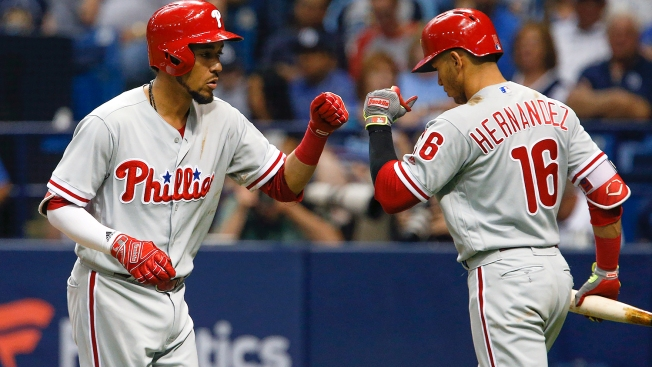 Phillies Smell the Coffee, Win Fifth Straight in Blowout Fashion