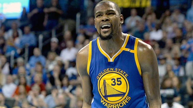 89dad97f54a NBA Notes  Kevin Durant Reportedly Takes Discount to Re-sign With Warriors  for 2 Years