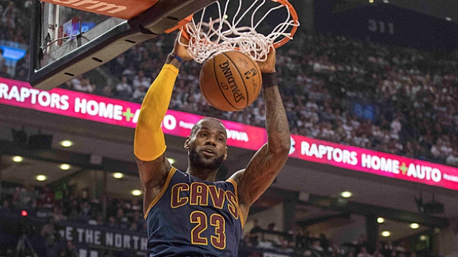 NBA Playoffs: Cavaliers Sweep Raptors, Punch Ticket to Another Eastern Conference Finals