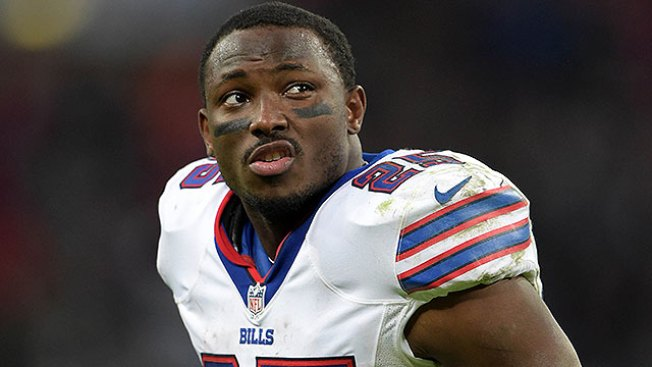 Report: LeSean McCoy Won't Be Disciplined by NFL for Role in Bar Fight