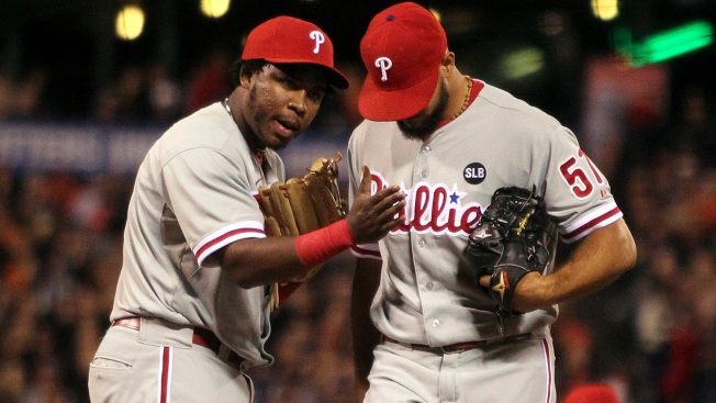 Phillies Sign 3 to Clear Up Arbitration Cases